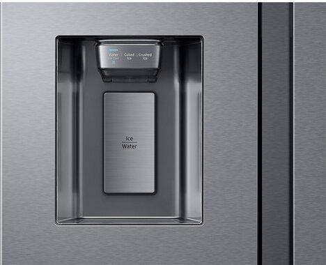 Side By Side Kühlschrank Preisvergleich : Samsung rs n sl side by side kühlschrank sicher kaufen
