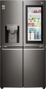 LG GMX936SBHV glossyblack Instaview MultiDoor sicher kaufen» TECEDO.DE
