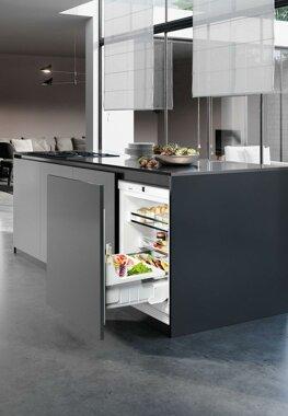 Liebherr Unterbau Kühlschrank Integrierbar UIKo 1550 Premium, 124 L, A++
