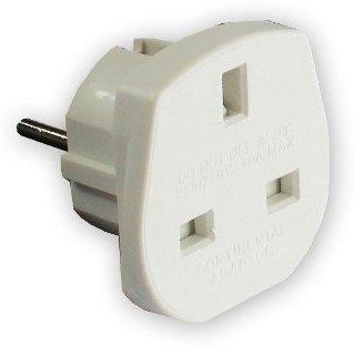 Günstiger Strom-Stecker für England? sicher kaufen » TECEDO.DE
