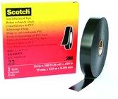 3M Scotch22 38x33 Vinyl Isolierband Schwarz