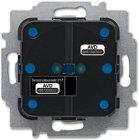 Busch-Jaeger Sensor/Jalousieaktor 2/1-fach, Wireless 6213/2.1-WL
