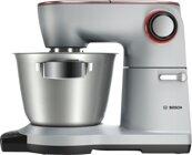 Bosch Küchenmaschine OptiMUM MUM9AX5S00 silber, mit Profi-Patisseri