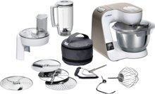 Bosch MUM5XW20 Küchenmaschine, Weiß