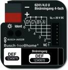 Busch-Jaeger Binäreingang 4-fach, UP 6241/4.0 U