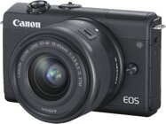 Canon EOS M200 + EF-M 15-45mm Kit