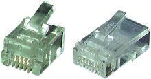 EFB 37516.1-100 MODULAR-STECKER 6/4 SR RJ11