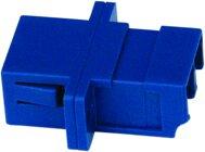 EFB LC-D Kupplung duplex Singlemode blau