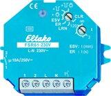 Eltako Funkaktor Stromstoß-Schaltrelais 230V. 1 Schließer nicht potenzialfrei 10A/250VAC