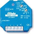 Eltako Funkaktor Stromstoß-Schaltrelais 230V. 1 Schließer potenzialfrei 10A/250V AC
