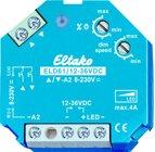 Eltako LED-Dimmschalter 12-36V DC. Power MOSFET für LED-Lampen 12-36V DC bis 4A