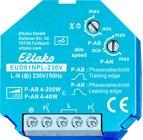 Eltako Universal-Dimmschalter ohne N-Anschluss, speziell für LED