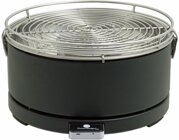 Feuerdesign Mayon Tischgrill, anthrazit