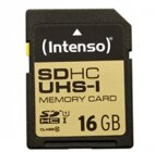 Intenso SD-Card 16GB SDHC UHS-I