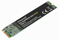 Intenso SSD 120GB PCI Express (PCIe) HIGH PERFORMA