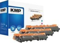 KMP B-T58 CMY OEM Brother TN246 CMY