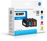 KMP H166VX OEM HP 953XL (L0S07AE, F6U16AE, F6U17AE B-Ware