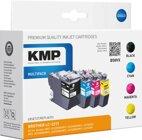 KMP B58VX OEM Brother LC-3219XL BK/C/M/Y