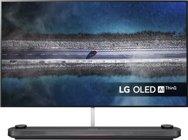 LG 4K UHD OLED-Fernseher 77W9PLA, Smart-TV, WLAN