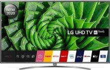 LG 4K UHD LED-Fernseher 75UN81006LB Direct LEDs HDR10 Pro und HLG