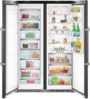 Liebherr SBSbs 8673 Premium Side-by-Side, A+++ , BioFresh, NoFrost B-Ware