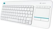 Logitech Wireless Touch KB K400 Plus