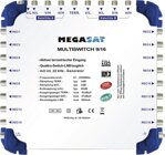 Megasat Multiswitch 9/16