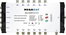 Megasat Multiswitch 5/12