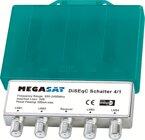 Megasat DiSEqC Schalter 4/1