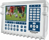 Megasat HD 5 Combo,Sat - Messgerät für DVB-S /S2 / DVB-T/ T2  DVB-C