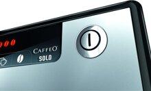 Melitta CAFFEO Solo Kaffee-Vollautomat (Silber-Schwarz)