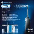 Oral-B Center OxyJet Reinigungssystem Munddusche+S