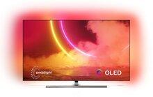 Philips 55OLED855/12 OLED-Fernseher, WLAN, Schwarz