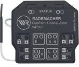 Rademacher 9470-1 Universal-Aktor 1-Kanal DuoFern (35140261)