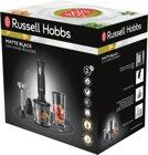 Russell Hobbs Matte Black 3-in-1 Stabmixer