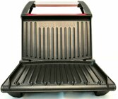 George Foreman Steel Family Fitnessgrill, Kontaktgrill, Tischgrill