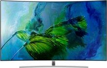Samsung QE55Q8C, Deutsches Modell Curved QLED  UHD Premium 138cm Smart TV