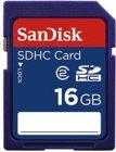 Sandisk SDHC Card 16GB