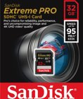 Sandisk Extreme Pro SDHC 32GB 95MB/s UHS-I
