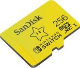 Sandisk microSDXC 256GB UHS-I für Nintendo Switch