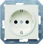 Siemens 5UB1518 Schuko Steckdose Titanweiss