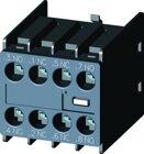 Siemens 3RH2911-1FA22 Hilfsschalterblock 2S+2Ö S