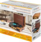 Technaxx TX-101 Nostalgie Bluetooth Plattendigital