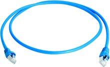 Telegärtner MP8 FS500 Patchkabel Cat.6A ISO blau0,5m
