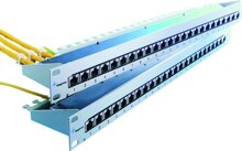 Telegärtner J02023A0050 MPP24-HS 24xRJ45 Cat.6A ISO