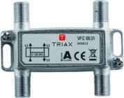 Triax VFC 0631 BK Verteiler 3-fach