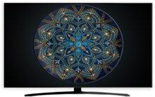 "LG 65NANO796NE 4K UHD-Fernseher, 65"", Smart-TV, WLAN"