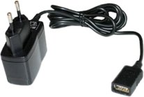 USB-Adapter Netzteil Ladegerät für Handy?s Digital Kameras
