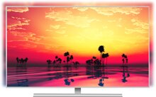 Philips 4K UHD-Fernseher 58PUS7304, HDR, Smart TV